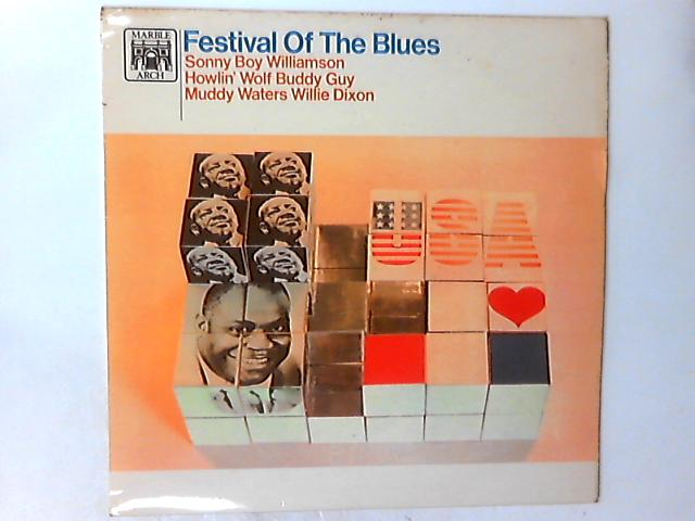 Festival Of The Blues LP COMP By Various