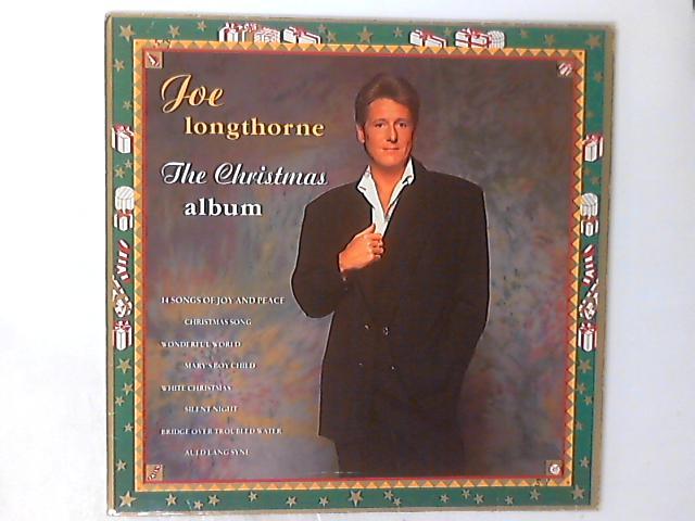 The Christmas Album LP By Joe Longthorne