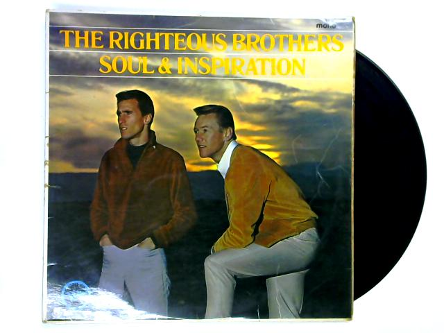 Soul & Inspiration LP 1st by The Righteous Brothers