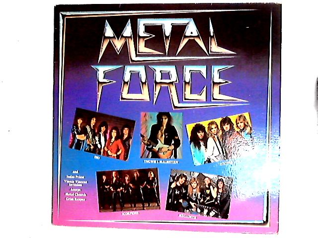 Metal Force Comp by Various