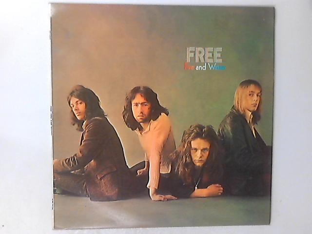 Fire And Water LP by Free