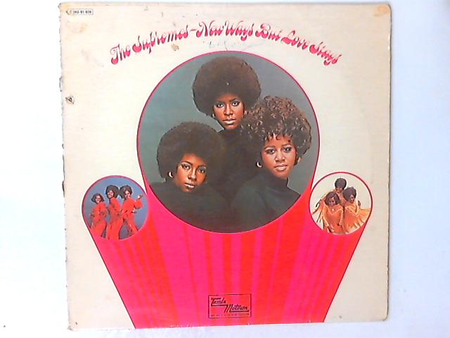 New Ways But Love Stays LP by The Supremes