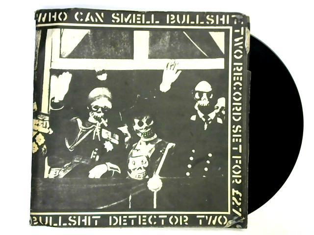 Bullshit Detector Two 2xLP 1st by Various