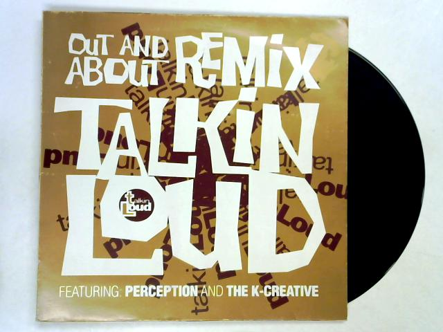 Out And About Remix EP 12in by Perception & The K-Creative