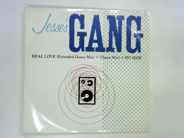 Real Love 12in 1st by Jesse's Gang
