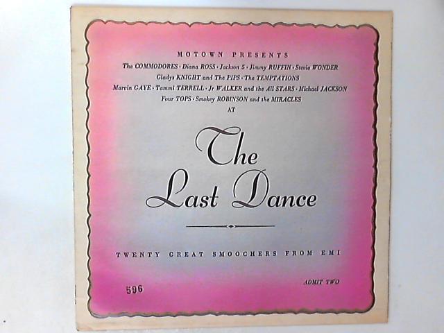 The Last Dance LP COMP by Various