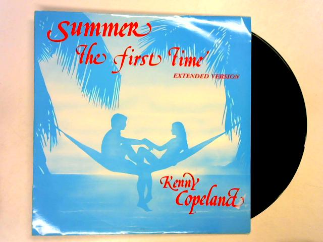 Summer (The First Time) 12in 1st by Kenny Copeland