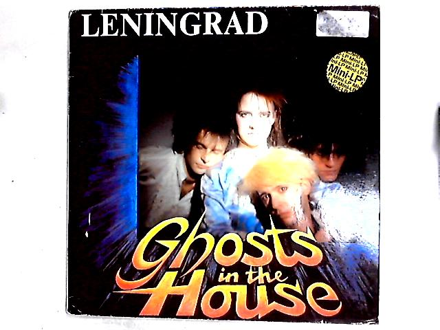 Ghosts In The House LP by Leningrad Sandwich