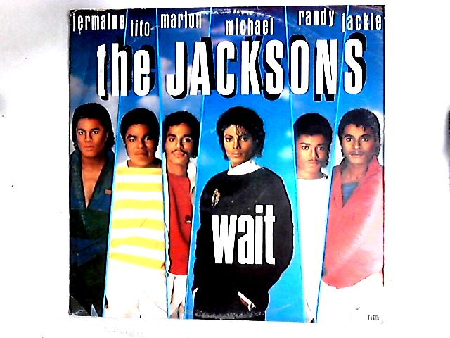 Wait 12in by The Jacksons