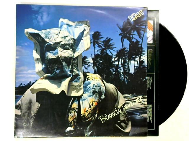 Bloody Tourists LP by 10cc
