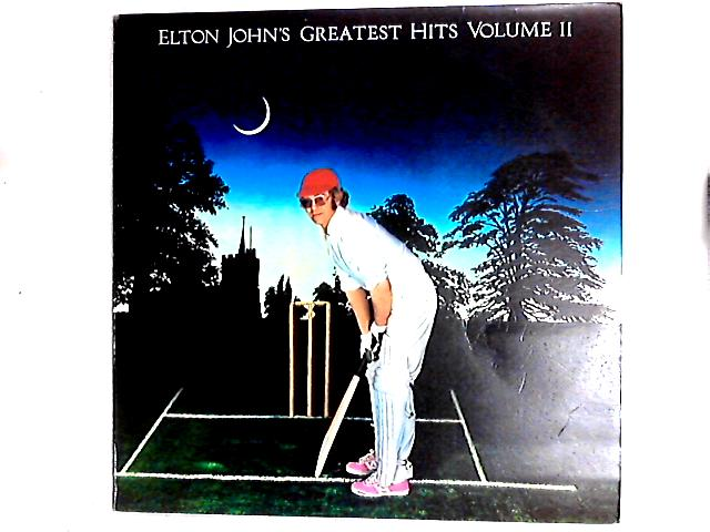 Elton John's Greatest Hits Volume II Comp by Elton John