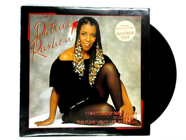 I Was Tired Of Being Alone 12in by Patrice Rushen