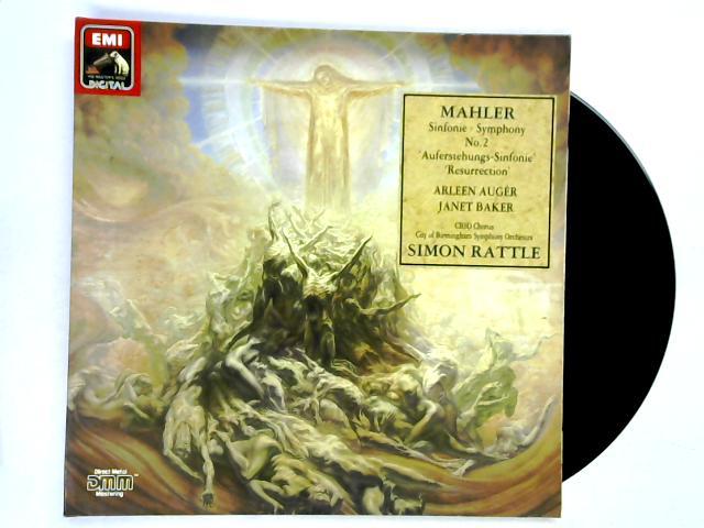 "Symphony No. 2 · (""Resurrection"") 2xLP by Mahler / Rattle"
