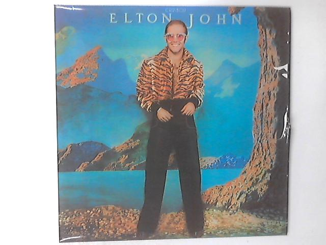 Caribou LP by Elton John