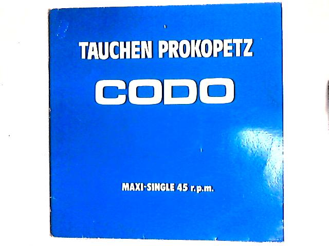 Codo 12in by Tauchen-Prokopetz