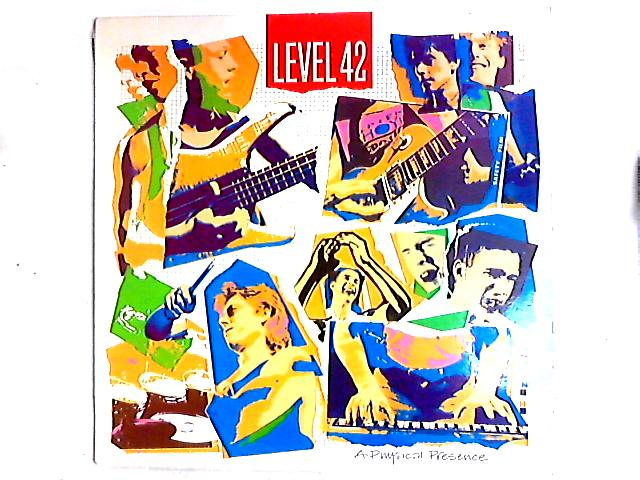 A Physical Presence 2LP by Level 42