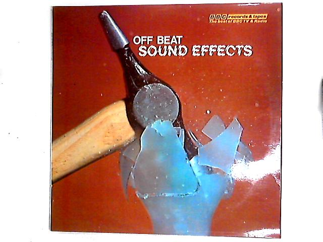 Off Beat Sound Effects LP by No Artist