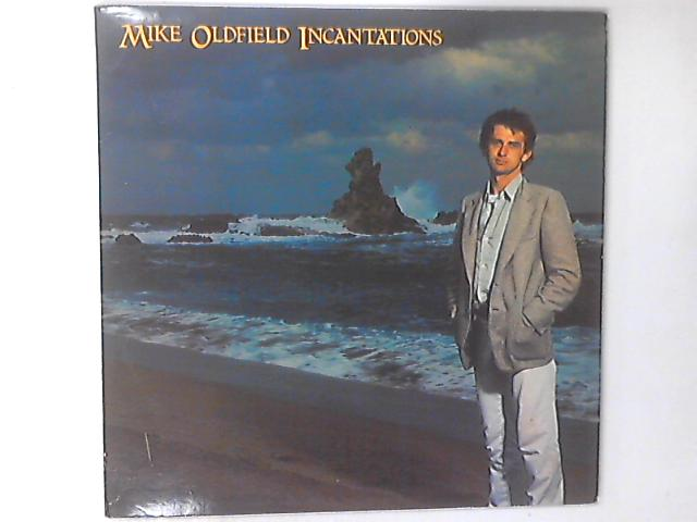 Incantations LP by Mike Oldfield