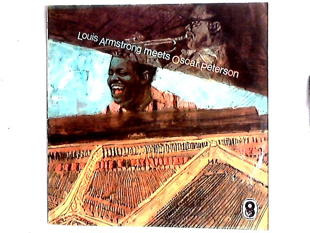 Louis Armstrong Meets Oscar Peterson LP by Louis Armstrong