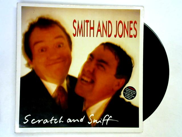 Scratch And Sniff LP 1st by Mel Smith & Griff Rhys-Jones