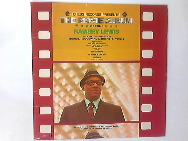 The Movie Album LP by Ramsey Lewis