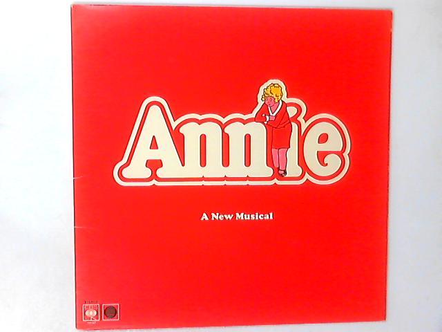 "Annie (Original Cast Recording) LP by ""Annie"" Original Cast"