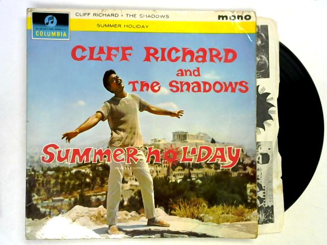 Summer Holiday LP 1st by Cliff Richard & The Shadows