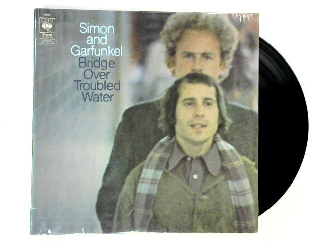 Bridge Over Troubled Water LP 1st by Simon & Garfunkel