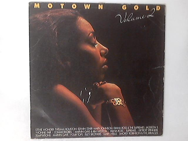 Motown Gold Volume 2 LP COMP by Various