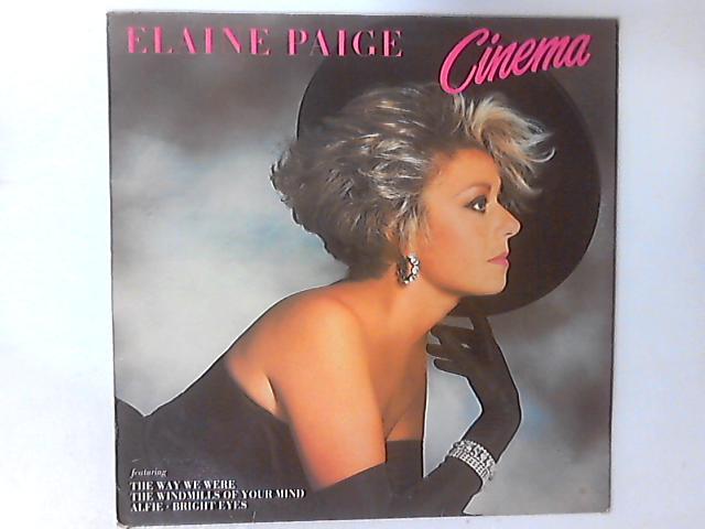 Cinema LP By Elaine Paige