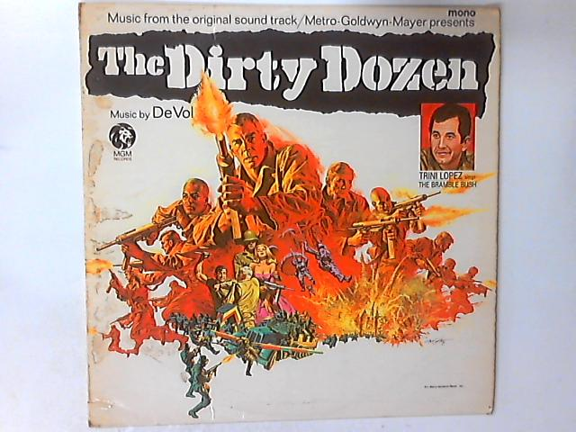The Dirty Dozen (Music From The Original Sound Track) LP By Frank De Vol
