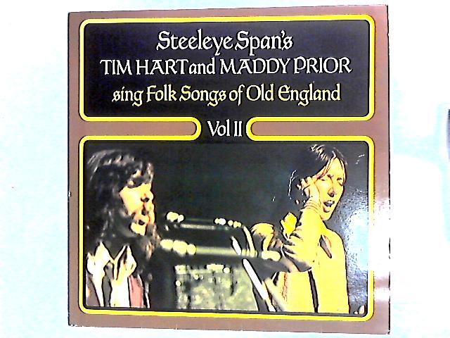 Steeleye Span's Tim Hart And Maddy Prior Sing Folk Songs Of