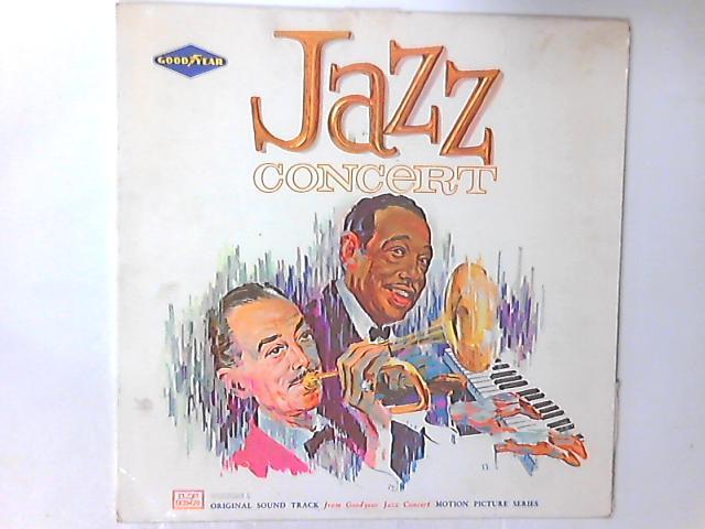 Jazz Concert LP By Duke Ellington