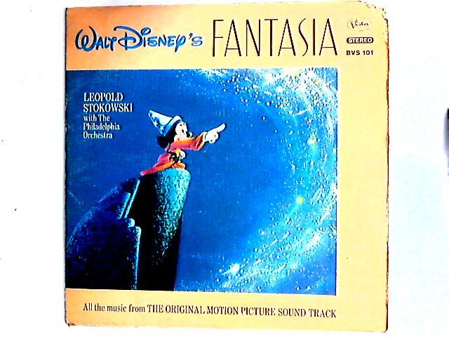 Walt Disney's Fantasia 2LP Gat by Leopold Stokowski