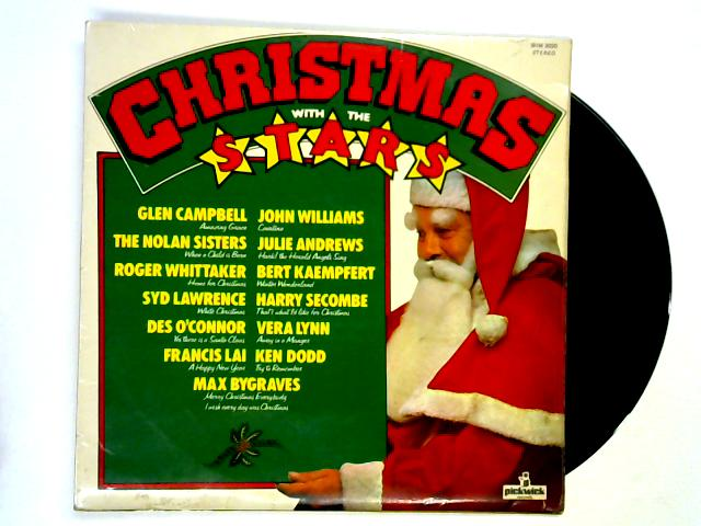 Christmas With The Stars LP by Various