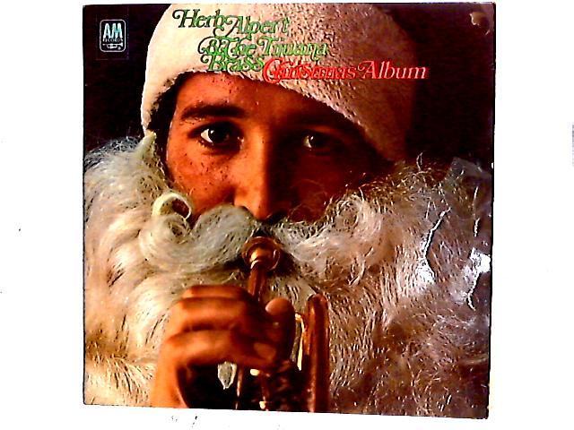 Christmas Album LP by Herb Alpert & The Tijuana Brass