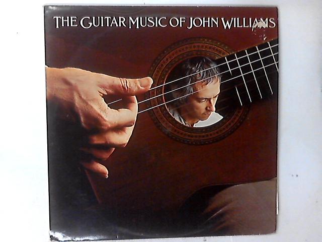 The Guitar Music Of John Williams LP by John Williams (7)