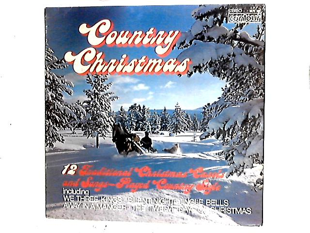 Country Christmas LP by Musical Rendezvous