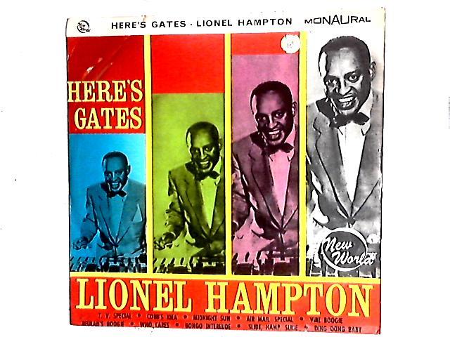 Here's Gates LP by Lionel Hampton