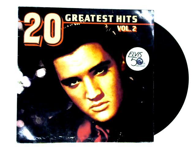 20 Greatest Hits Vol. 2 LP by Elvis Presley