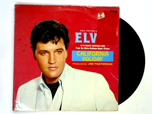California Holiday (Soundtrack) LP by Elvis Presley