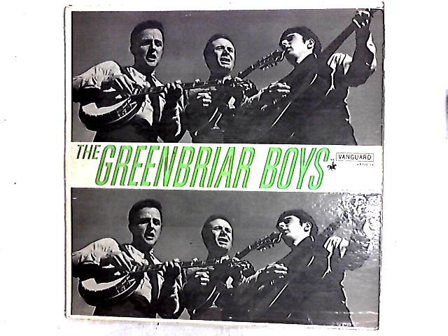 The Greenbriar Boys LP by The Greenbriar Boys