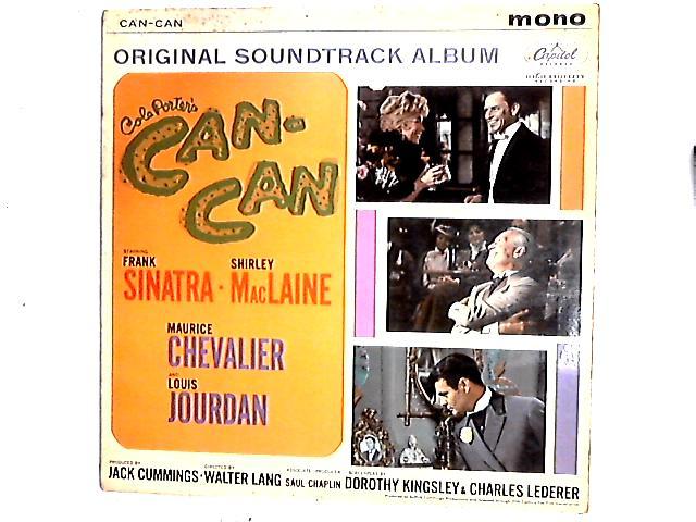 Cole Porter's Can-Can: Original Soundtrack Album LP by Cole Porter