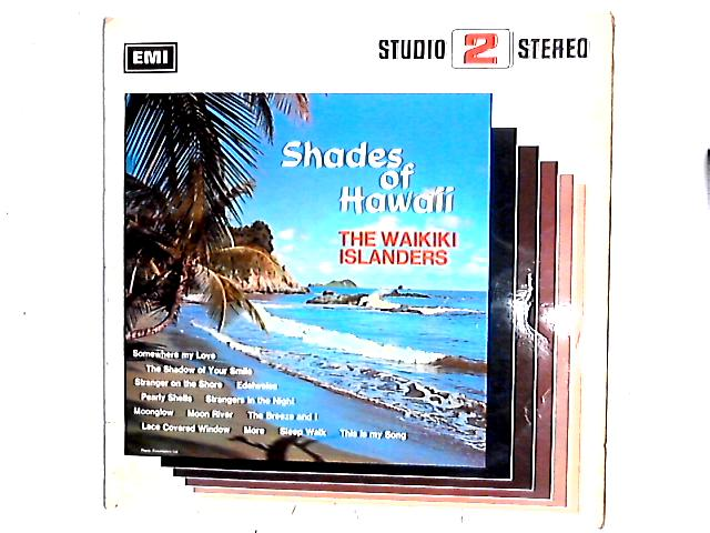 Shades Of Hawaii LP by Basil Henriques