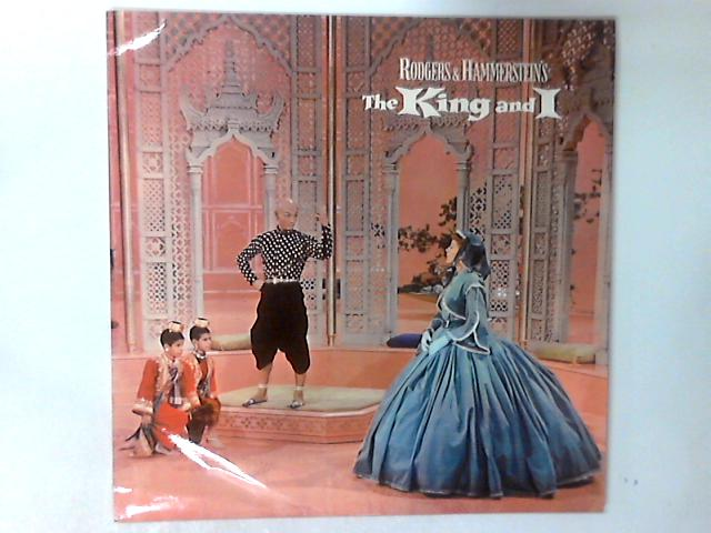 The King And I LP by Rodgers & Hammerstein