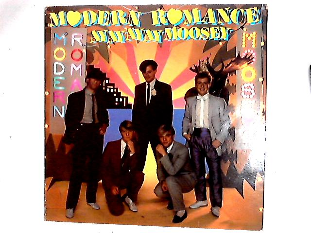 Ay Ay Ay Ay Moosey 12in by Modern Romance