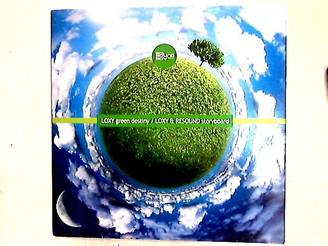 Green Destiny / Storyboard 12in by Loxy