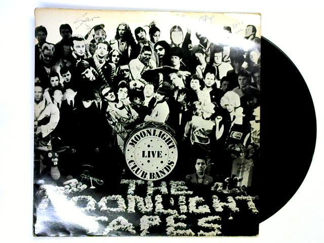 The Moonlight Tapes - Moonlight Club Bands Live LP by Various