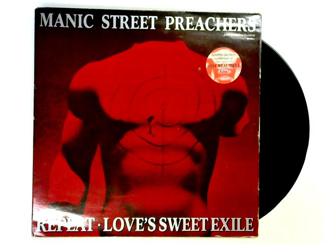 Repeat / Love's Sweet Exile 12in 1st by Manic Street Preachers