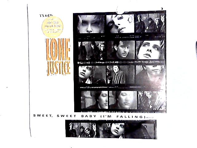 Sweet, Sweet Baby (I'm Falling) (Remix) 12in by Lone Justice